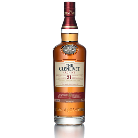 The Glenlivet 21