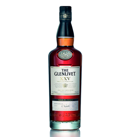 The Glenlivet 25