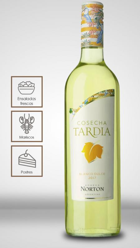 Norton Cosecha Tardía