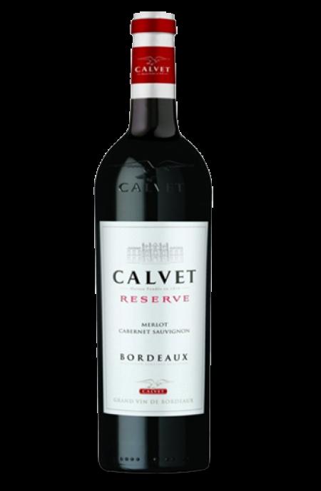 Calvet Reserva Merlot- Cabernet Sauvignon