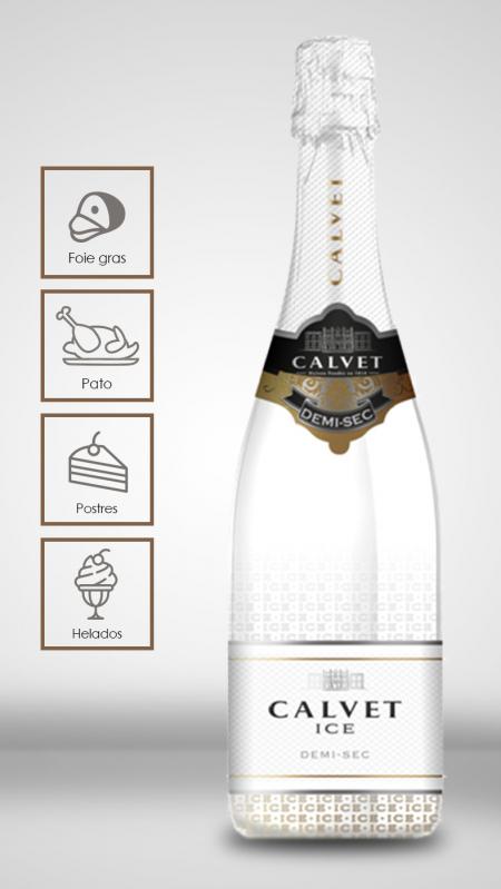 Calvet Ice