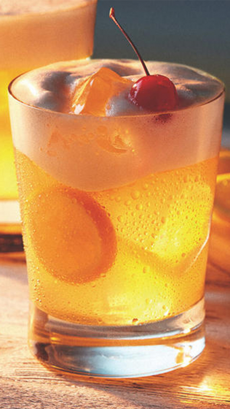 JIM BEAM BOURBON SOUR