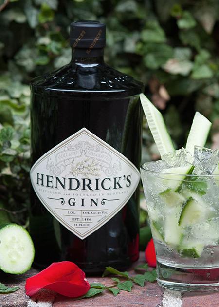 Hendricks Perfect Serve