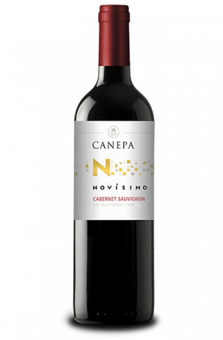 Canepa Novísimo Carmenere
