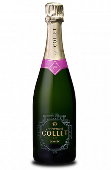 Collet Champagne Demisec